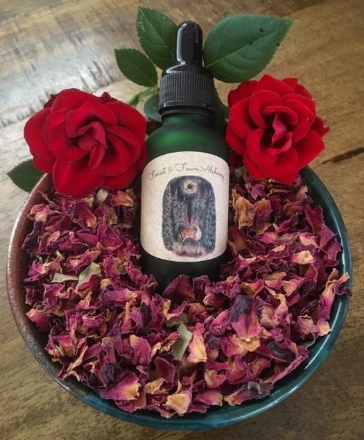 Rose Oil FFA
