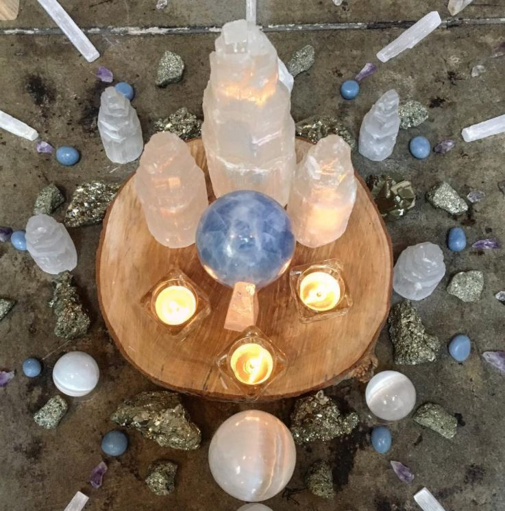 Crystal Healing & Well Being