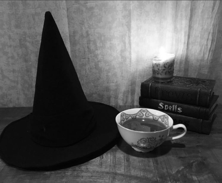 witch tea photo