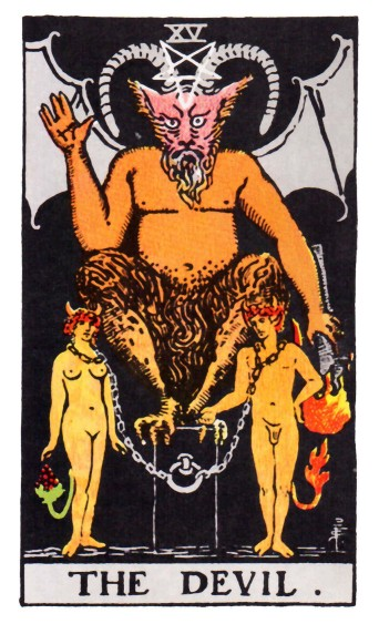 Devil Card image
